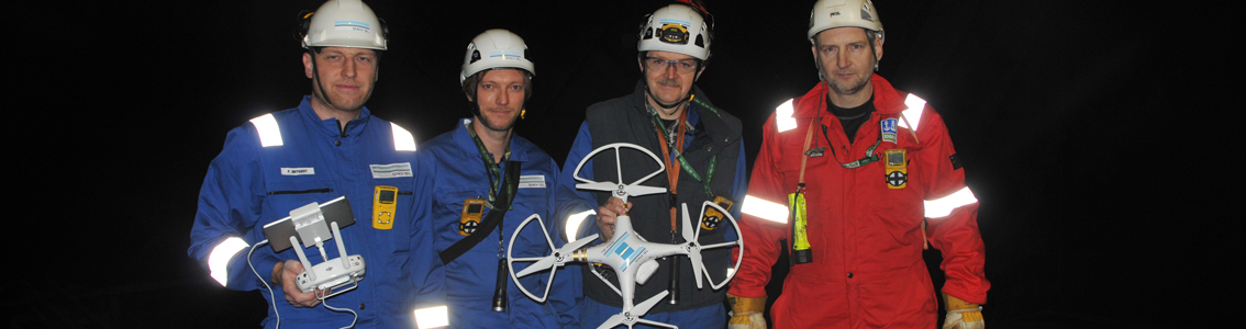 DNV GL Drone Inspection