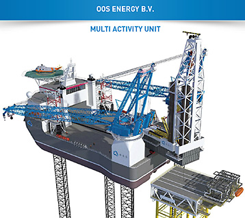 OOS Energy BV - Multi Activity Unit