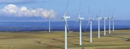 Wind farm monitoring and optimization based on operational data