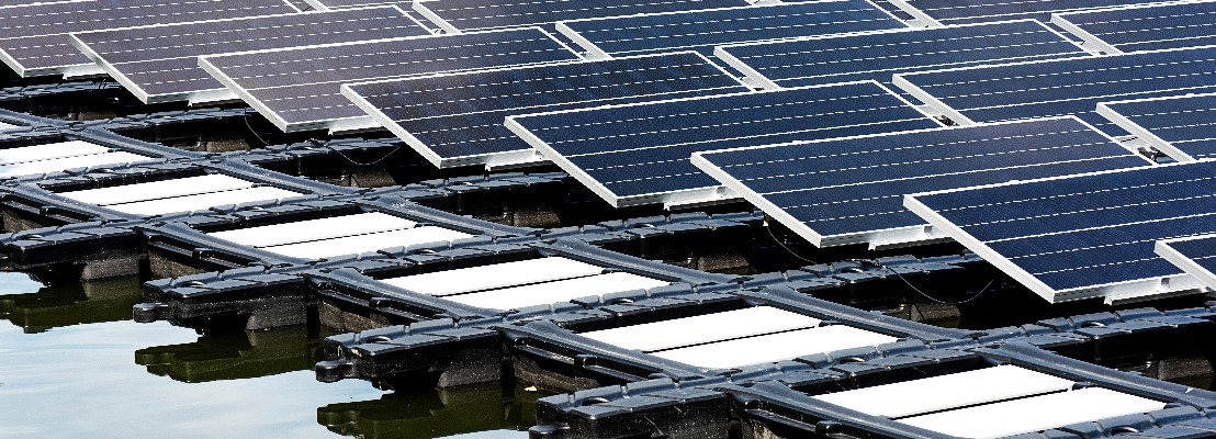 DNV GL supports Singapore's national water agency to realize 50 MW floating solar project